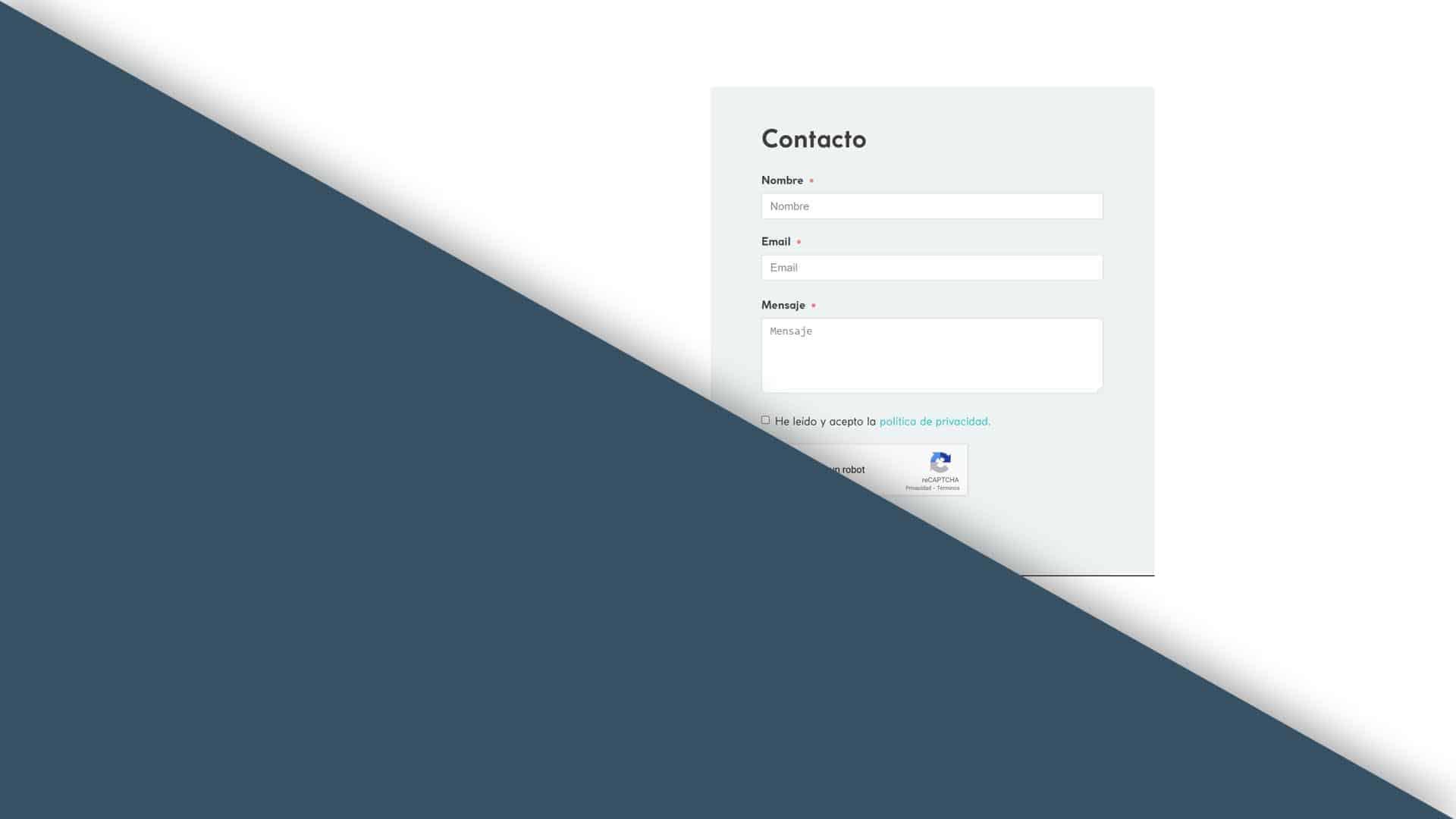 <mark>Cómo crear una página de contacto en WordPress que sea útil</mark> 1